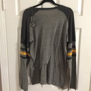 NHL Shirts - Bruins jersey light weight long sleeves